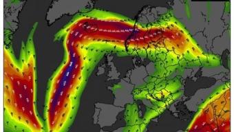Record di caldo per un mese di febbraio in diversi paesi dell'Europa occidentale.