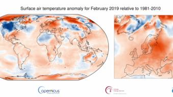 Clima, NASA: il ghiaccio in Antartide si scioglie a ritmo record