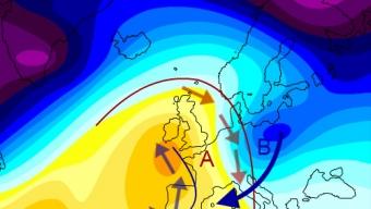 19 marzo 2019…il grande nord piuttosto che l'atlantico…