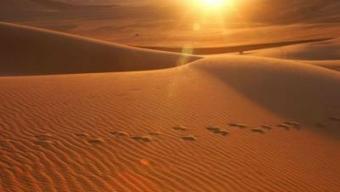 Sabbia dal deserto del Sahara in arrivo sull'Italia