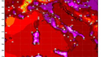 Clima estivo nei prossimi giorni