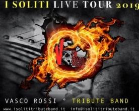 E' tempo di.. MUSICA! I Soliti Vasco tribute Band Venerdì 28 Giugno ore 21 al Palio di Trevignano (Tv) Beltempo e termiche GRADEVOLI
