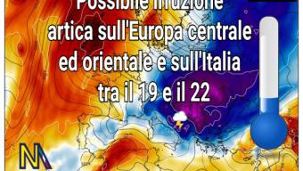 Caldo estivo nei prossimi giorni, poi rinfresca dal 19 di settembre.