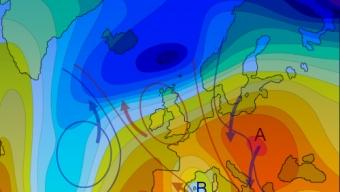 20 ottobre 2019…tentativi di sbarramento dell'atlantico…
