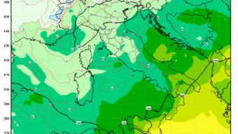 Ancora piogge nei prossimi giorni
