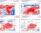 Clima meno freddo del normale nei prossimi 30 giorni su gran parte dell'Europa?