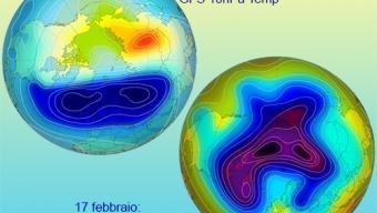 26 gennaio 2020…stratosfera, troposfera e prospettive di febbraio…