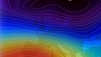 05 febbraio 2020…quell'osservato speciale del vortice polare…