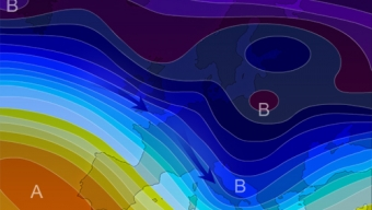 24 febbraio 2020…tra atlantico e nord atlantico…