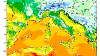 Veloce peggioramento ma più freddo