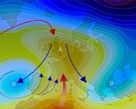 10 aprile 2020…i difficili tentativi dell'atlantico…