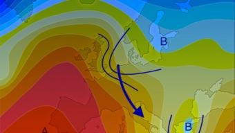 23 maggio 2020…tra alta pressione atlantica e correnti instabili settentrionali…