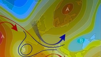 27 maggio 2020…dinamismi da clima gradevole…