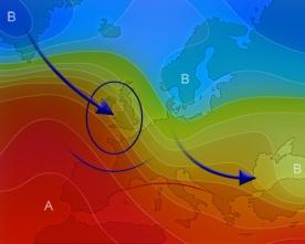 09 luglio 2020…azzorre e ovest o nord-ovest…