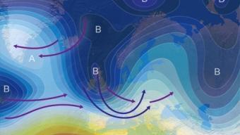 13 gennaio 2021…dal settentrione all'atlantico ?…