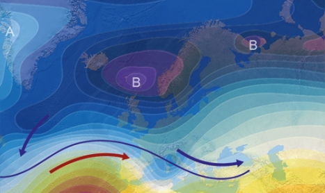 17 gennaio 2021…prospettive freddisticamente scadenti…
