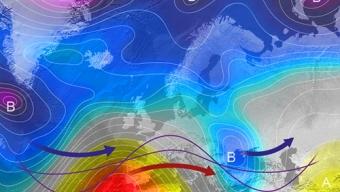 21 gennaio 2021…poco freddo e molto atlantico…