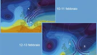 09 febbraio 2021…quale freddo nei prossimi giorni…