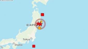 Violento terremoto di magnitudo 7.2 nel nord-est del Giappone: allarme tsunami