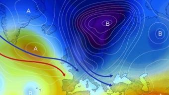 02 aprile 2021…moderata crisi stagionale di segno settentrionale…