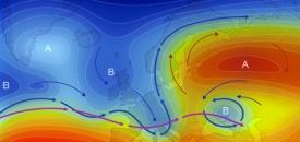 05 maggio 2021…analisi del cambiamento meteo di inizio seconda decade…