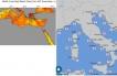 Ondata di Calore Africano Estate 2021: Come sta il Mediterraneo?