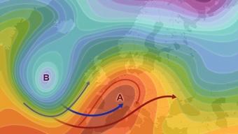 14 ottobre 2021…i cambiamenti meteo di medio-lungo termine…