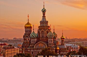 Webcam live da san pietroburgo con tramonto polare e mare - San pietroburgo russia luoghi di interesse ...