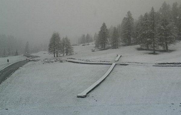 obiettivo neve ecco dove arriver in montagna nel weekend