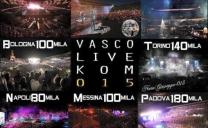 Vasco Live Kom 2015.. E la storia si riscrive.. solo per noi!! Video & foto