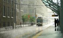 Pioggia in arrivo