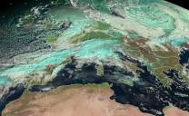 Peggioramento freddo  iniziato, sabato neve a quote molto basse al centro ed Emilia Romagna