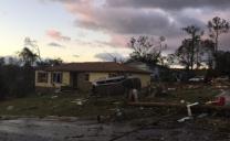 Serie di Tornado devasta la costa sud orientale Statunitense, 8 vittime, danni enormi in Florida