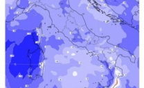 Il calo termico di Venerdì: ecco dove e quanti gradi in meno