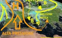 Forte instabilità nella penisola italiana e Giugno si annuncia ancora instabile e fresco