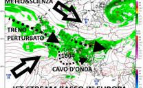 Ancora temporali pomeridiani e nel week end arriva un perturbazione atlantica, ancora instabile fino a metà mese