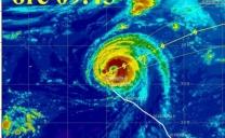 Arriva Gastone… il primo grande uragano della stagione