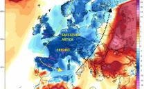 Ipotesi grande saccatura meridiana per i primi di Settembre; freddo e maltempo con le prime indicazioni per l'autunno