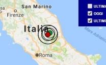 Nuova Scossa di Terremoto in Umbria