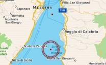 Terremoto, sciame sismico nello Stretto tra Messina e Reggio Calabria: 7 scosse in dieci minuti