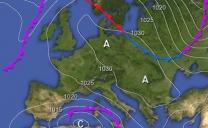 Le News della Sera: Tempo instabile al Sud, Sardegna e medio Adriatico