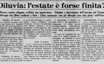 11 Agosto 1976 – Novarese  –  l'Estate è forse finita??