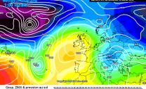 Ritornano le precipitazioni in questo weekend ad iniziare dalle regioni del nord.Calo termico a partire da domenica.