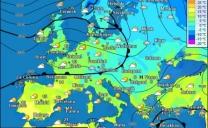 Le News della Sera: Nubi in transito sulla Penisola, senza precipitazioni  importanti