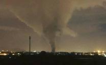12 Marzo 2018, Tornado nel Casertano