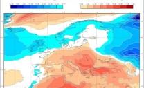 Clima primaverile in Lombardia