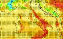 Caldo al Sud, 24 gradi a Palermo