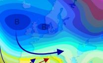25 marzo 2018: tra Atlantico e prime ambizioni Sub Tropicali