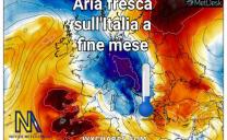 Caldo fino al 26, poi possibile rinfrescata sull'Italia?
