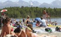 Inizio estate 2019: caldo storico in Alaska